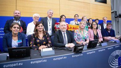 Photo of Avrupa Parlamentosu'nda 'Kürt Dostluk Grubu' kuruldu