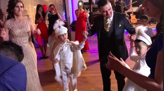 Photo of Azad ile Aras'ın sünnet düğünü