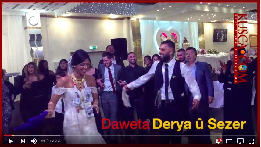 Photo of Derya ile Sezer'in düğünü