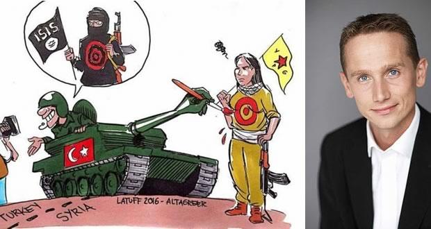 Photo of Danimarka Dışişleri Bakanı: Türkiye Kürtleri bombalamayı bıraksın!