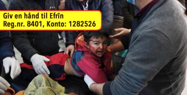 Photo of Efrîn'e bir el uzatınız