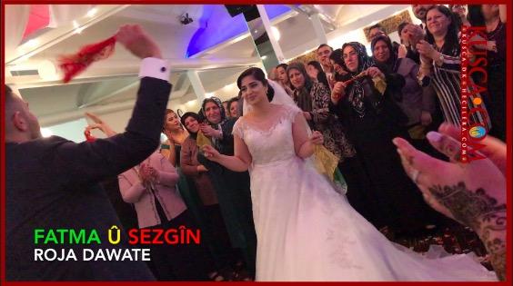 Photo of Fatma ile Sezgin'in Paskalya tatilinde düğünleri vardı.