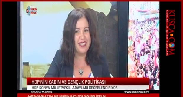 Photo of Demirtaş, Hamide Kaya'nın vefat nedeniyle taziye mesajı yayınladı