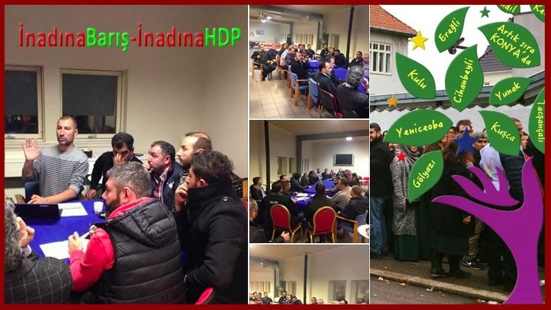 Photo of Kuşcalılar İnadına Barış İnadına HDP demeye devam ediyorlar
