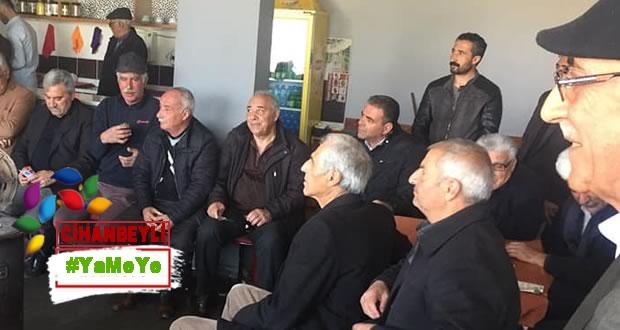 Photo of Demirtaş'tan Cihanbeyli için özel mesaj