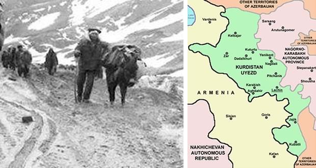 Photo of Kürtlerin Kızıl Kürdistan deneyimi
