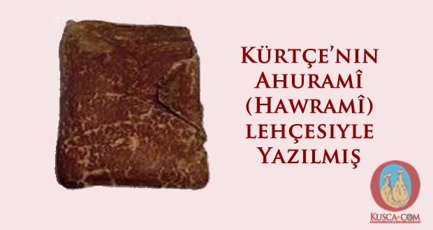 Photo of 2 Bin Yıllık Kürtçe Kitap Bulundu
