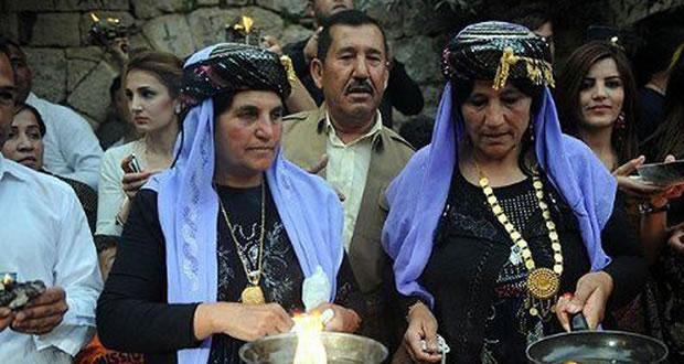 Photo of Laleş'de güneşe secde edenler