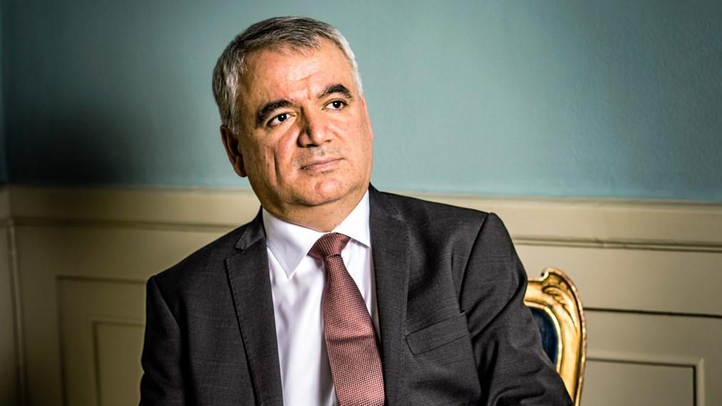 Photo of Mahmut Baran: Yaratıcı olduğumu söylerlerdi