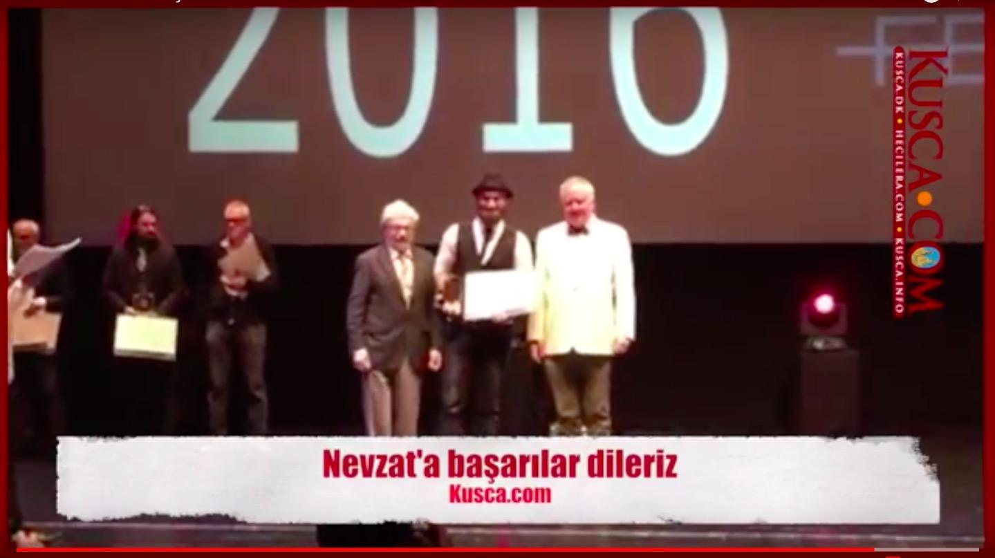 Photo of Nevzat'ın başarı ödülleri