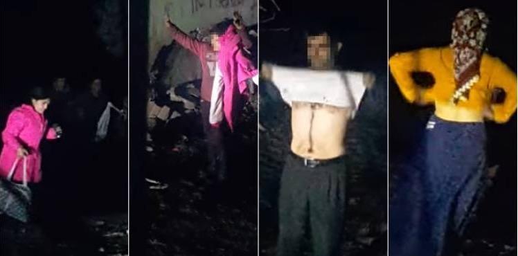 Photo of Sur'daki tahliyede sivillere ırkçı taciz ve küfür!
